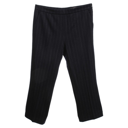 Odeeh trousers with pinstripes