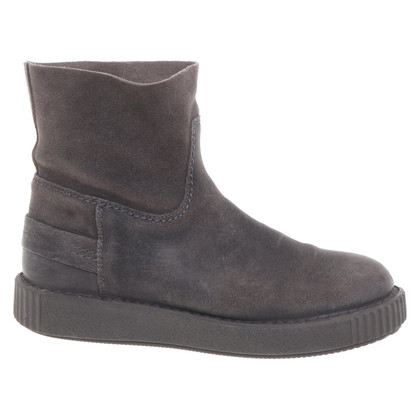 Shabbies Amsterdam Boots in grey