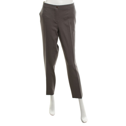 Etro Creased trousers in grey