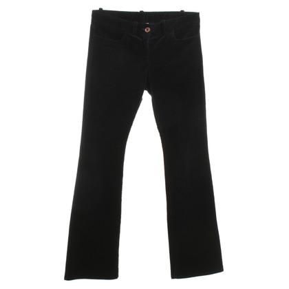 C'est tout Corduroy pants in dark blue