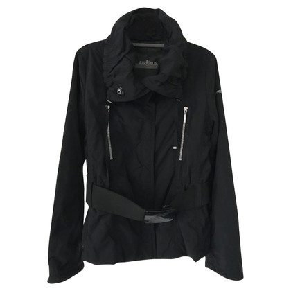 Airfield Black parka