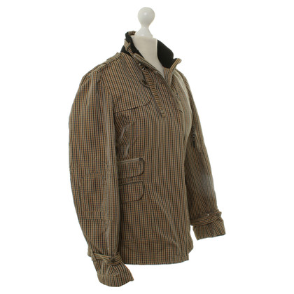 Costume National Jacket with Plaid