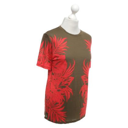 Matthew Williamson T-shirt con stampa