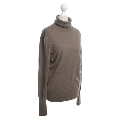 JOOP! Cashmere sweater in brown