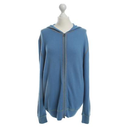 Jet Set Vest blauw