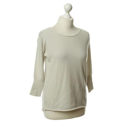 Comptoir des Cotonniers Cream knit pullover