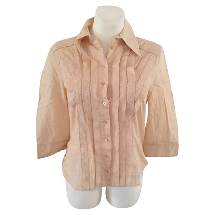 Laurèl blouse Nude