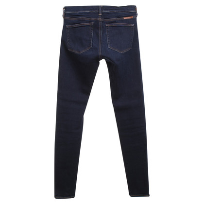 Ralph Lauren Jeans-Leggings in Blau