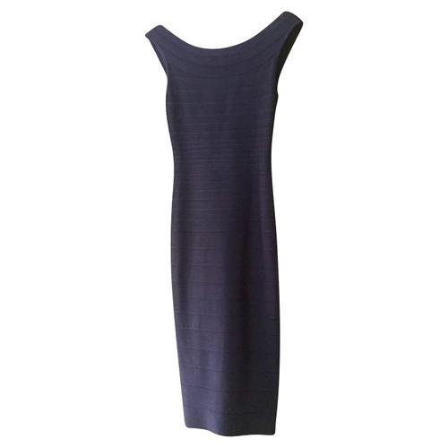 Herv Lger Long Dress Second Hand Herv Lger Long Dress Buy Used