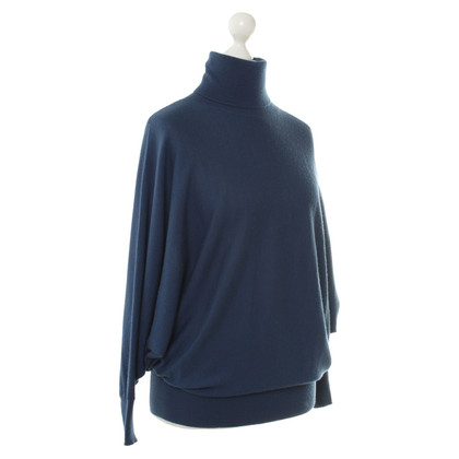 Stefanel Turtlenecks in blue