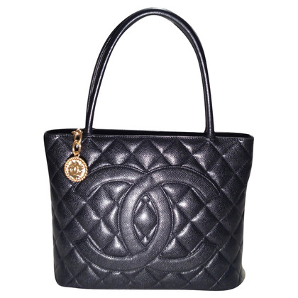 "Chanel ""Medaillon Tote Bag"""
