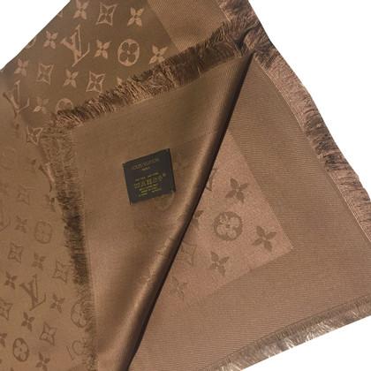 Louis Vuitton Monogram doek in Cappuccino