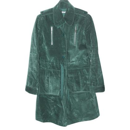 Miu Miu Fluwelen jas