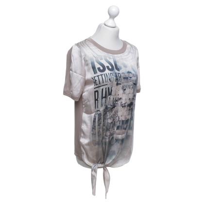 Marc Cain Shirt Beige