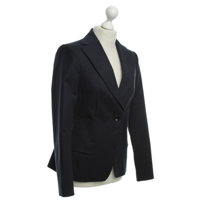 Schumacher Blazer in Navy