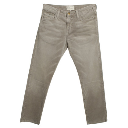 Current Elliott Cordhose in Grau