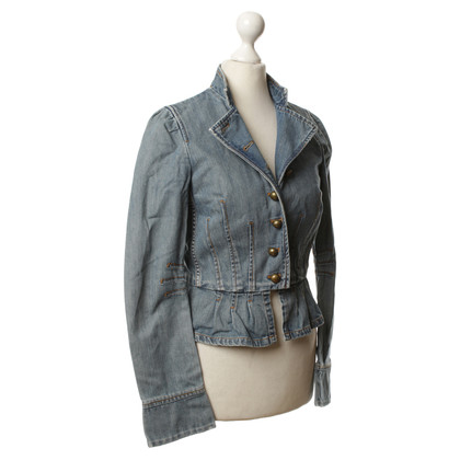 Marc Jacobs Jacket in denim look
