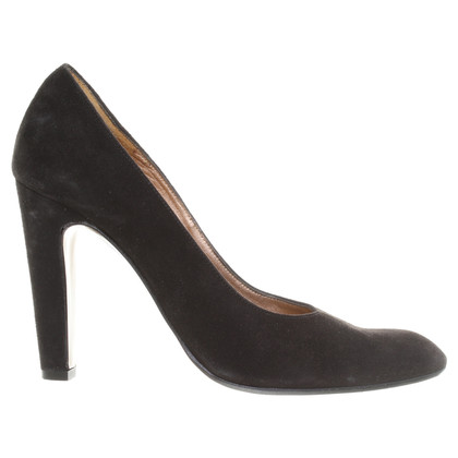 Jourdan Pumps in Schwarz
