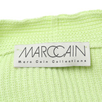 Marc Cain Knitted pullover in green