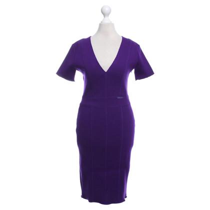 Blumarine Kleid in Violett