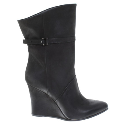 Marc Cain Leather ankle boots