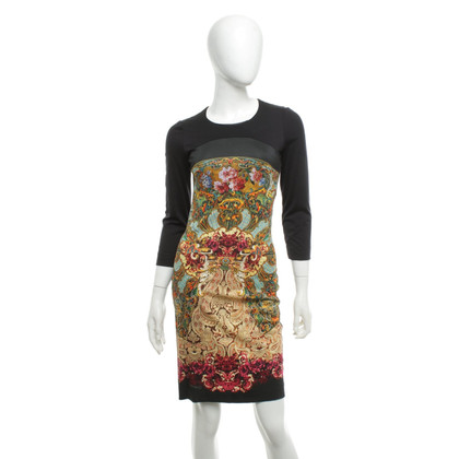 Just Cavalli Dress with floral print