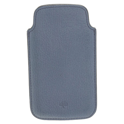 Mulberry Caso iPhone in Blue