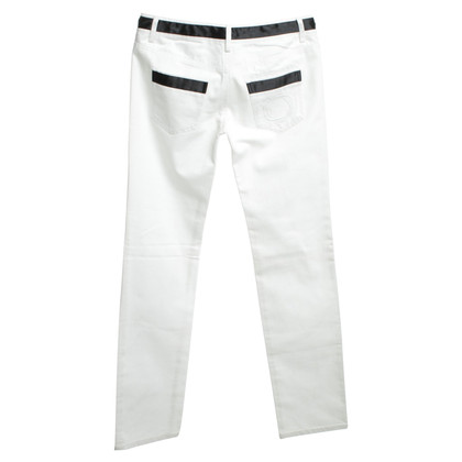 Balenciaga trousers in white