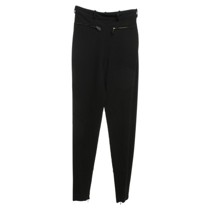 Hermès Rider's trousers in black
