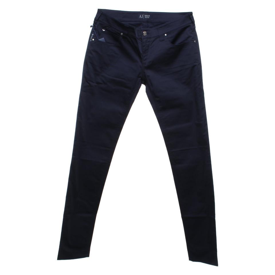 Armani jeans jeans leggeri in blu navy compra armani for Opzioni di rivestimenti leggeri