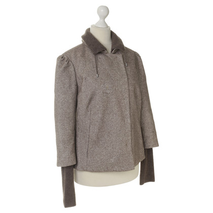 Brunello Cucinelli Jacket with wool and cashmere