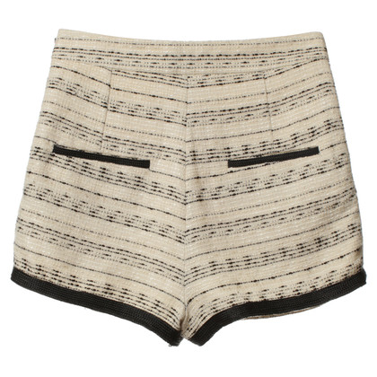 By Malene Birger Shorts with Web pattern