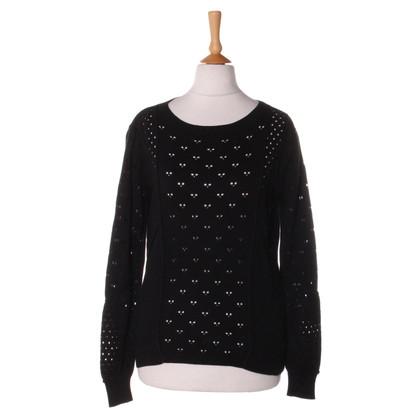 Claudie Pierlot maglione maglia con pizzo
