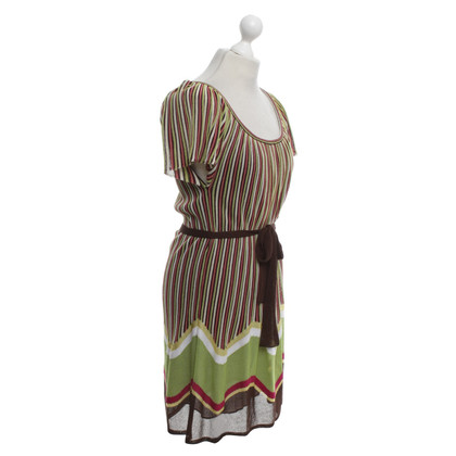 Missoni Knit dress with stripe pattern