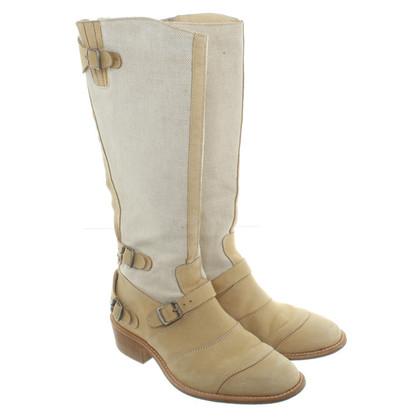 Belstaff Stivali in Beige