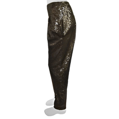 Hoss Intropia Pants in sequins