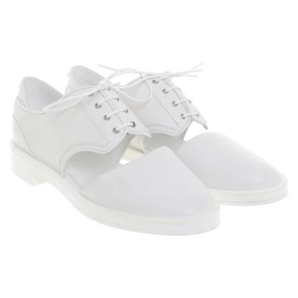 Armani Scarpe stringate in bianco