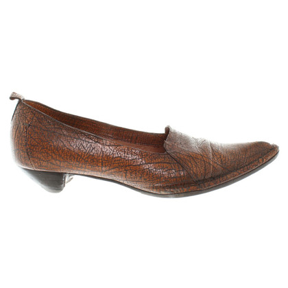 Costume National Loafers in Bruin