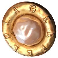 Karl Lagerfeld Ohrringe mit Perle