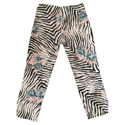 Kenzo Pantaloni di cotone