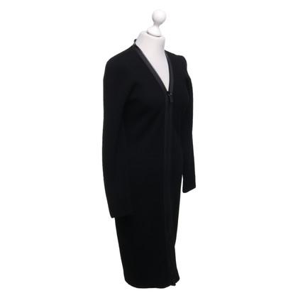 Tom Ford Robe en maille noire