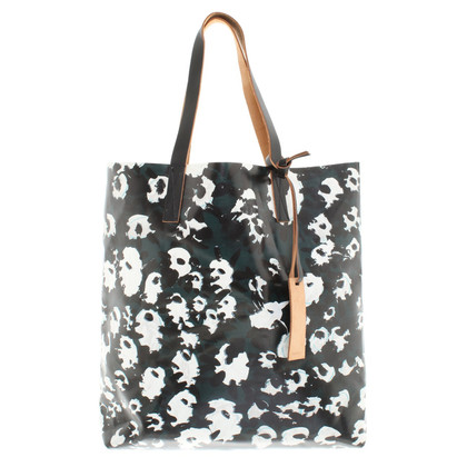 Marni Tote Bag met patroon