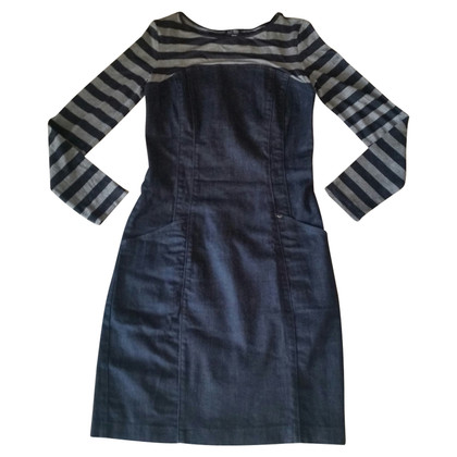 Armani Jeans Blue cotton dress