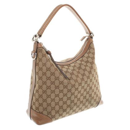 Gucci Handbag GG Canvas Supreme