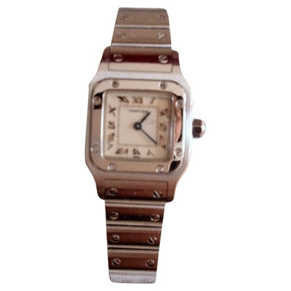 "Cartier Guarda ""Santos PM"""