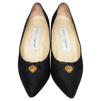 Dolce & Gabbana silk Pumps