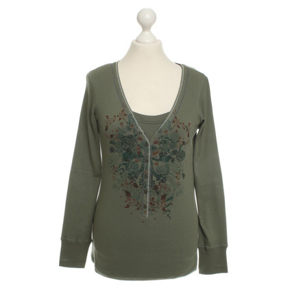 Marc Cain Twinset in Green