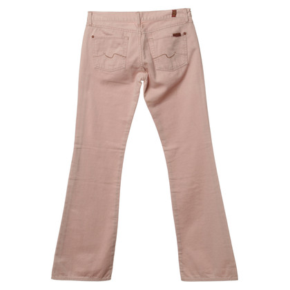Seven 7 Jeans in rosa