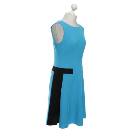 Calvin Klein Mouwloze jurk in Turquoise