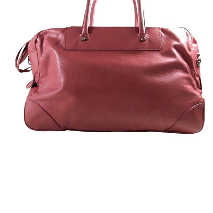 Balenciaga Leather handbag in rose